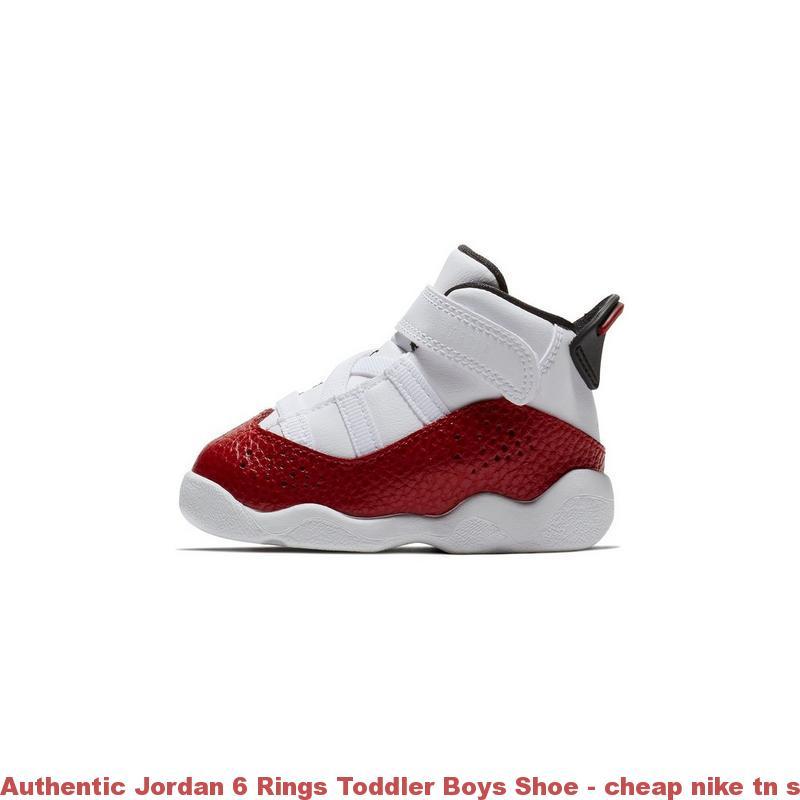 brand new db4af 526f5 Authentic Jordan 6 Rings Toddler Boys Shoe - cheap nike tn shoes australia  - R0322