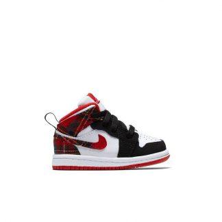 pretty nice d9793 94860 Best Jordan 1 Mid University Red/Black Toddler Kids Shoe - cheap jordans  8.5 - R0380
