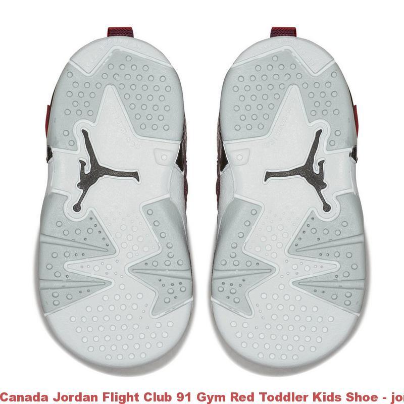 db6eaf8613b6c0 Canada Jordan Flight Club 91 Gym Red Toddler Kids Shoe – jordan ...