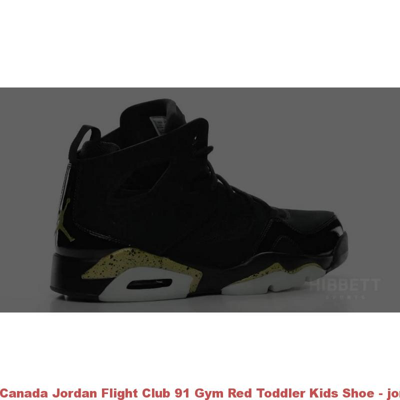 fcc0551e718d Canada Jordan Flight Club 91 Gym Red Toddler Kids Shoe – jordan retro 12 ...