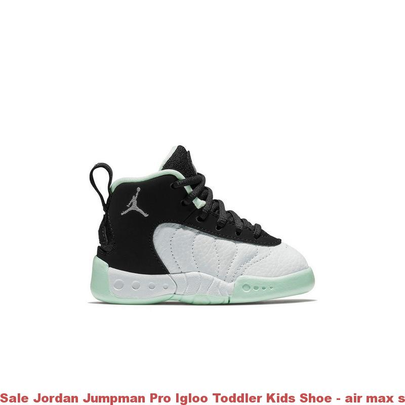 finest selection 81a6b 08b05 Sale Jordan Jumpman Pro Igloo Toddler Kids Shoe ...