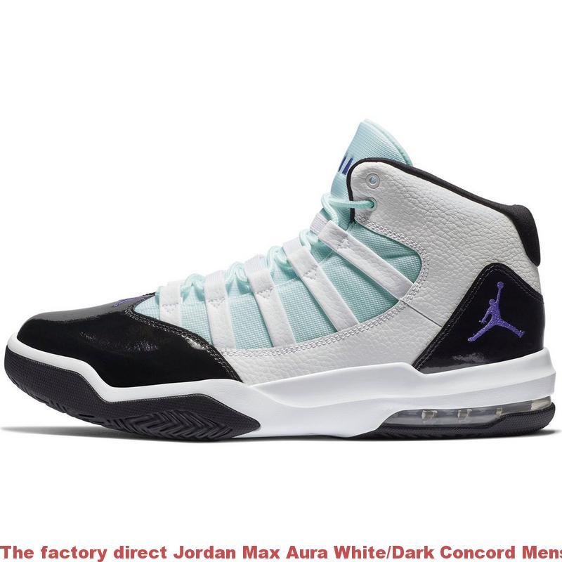 d5ba73c7 The factory direct Jordan Max Aura White/Dark Concord Mens Shoe - buy nike  jordan shoes online india - Q0311